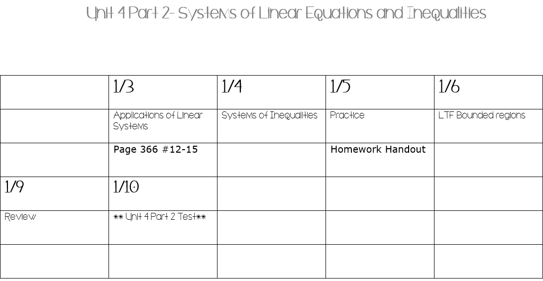 Pre AP Algebra 1 Welcome to Mrs Bakers Math Classes – Linear Equations Worksheet Pdf